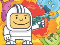 Флеш игра Космонавт 2023