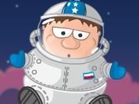 Флеш игра Космонавт Макс 2