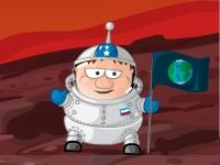 Флеш игра Космонавт Макс