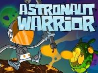 Флеш игра Космонавт-воин