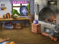 Флеш игра Кот в сапогах: Поиск предметов