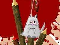 Флеш игра Котик-вампир