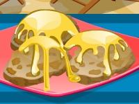 Флеш игра Крабовые пирожные