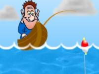 Флеш игра Красивая рыбалка