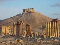 Флеш игра Красивые места Сирии: Пазл