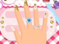 Флеш игра Красивые ногти