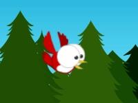 Флеш игра Красная птичка и подарки
