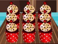 Флеш игра Красные бархатные кексы