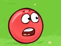 Флеш игра Красный шар 4 (часть 2)