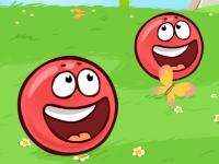 Флеш игра Красный шар 4 (часть 3)