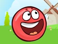 Флеш игра Красный шар 4