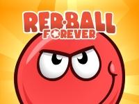 Флеш игра Красный шар навсегда