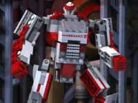 Флеш игра Kre-o Трансформеры: Завоевание