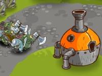 Флеш игра Крепость монстров 3