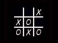 Флеш игра Крестики-нолики с компьютером
