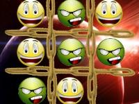 Флеш игра Крестики-нолики со смайликами
