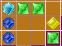 Флеш игра Кристаллические линии
