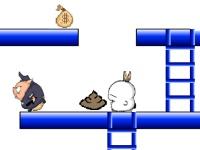 Флеш игра Кролик Маро