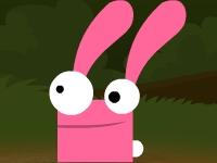 Флеш игра Кролик альпинист