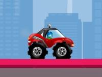 Флеш игра Крошечный автомобиль