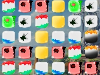 Флеш игра Круши зубы