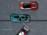 Флеш игра Крушитель автомобилей