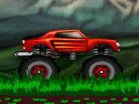 Флеш игра Крутой грузовик 2