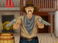 Флеш игра Крутой стрелок на Диком Западе
