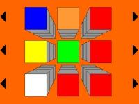 Флеш игра Кубик Рубик