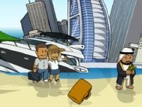 Флеш игра Куда поехать в отпуск