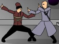 Флеш игра Кулак дракона 2: битва за клинок