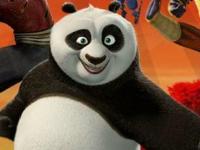 Флеш игра Кунг фу Панда 3: Поиск предметов