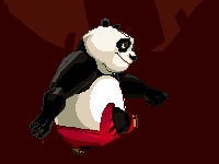 Флеш игра Кунг фу Панда: Король скелетов