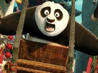 Флеш игра Кунг фу Панда и друзья: Поиск отличий