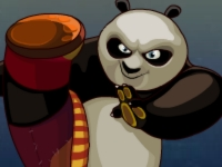 Флеш игра Кунг фу Панда против зомби