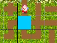 Флеш игра Курица и потерянное яйцо