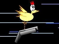 Флеш игра Курица с дробовиком