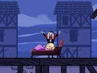 Флеш игра Квест Дракулы: Утоление жажды