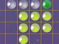 Флеш игра Лабиринт из пузырьков