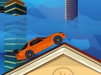 Флеш игра Лас-Вегас: Гонка по небоскребам