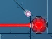 Флеш игра Лазерная стена