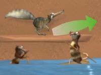 Флеш игра Ледниковый период 2: Глобальное потепление. Повышение уровня воды