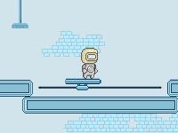 Флеш игра Ледяное приключение