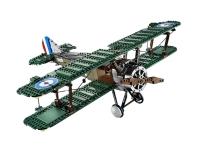 Флеш игра Лего Дупло пазл: Британский самолет