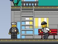 Флеш игра Лего Сити: Патрульный
