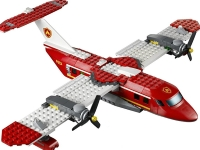 Флеш игра Лего самолет: Пазл