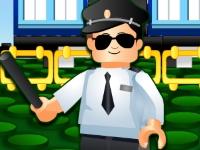 Флеш игра Лего строитель: Полицейский участок