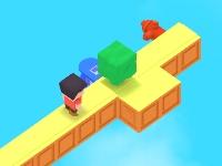 Флеш игра Лего улица