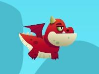 Флеш игра Летающий дракон 2