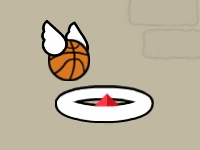 Флеш игра Летающий мяч